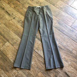 Ann Taylor Loft light grey dress pants